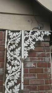 vintage wrought iron porch posts in tulsa letgo