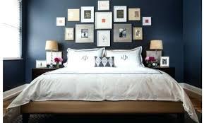 chambre bleu nuit chambre bleu nuit sous photo deco chambre bleu fonce et beige