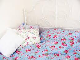 bedroom blue shabby chic bedding slate wall decor desk lamps