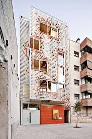 lagula architects gave this apartment building in badalona spain