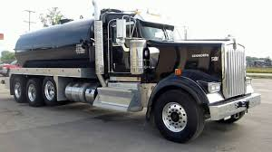w model kenworth trucks for sale 2015 kenworth w900 vacuum tanker truck for sale online auction