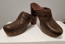 ugg australia clogs sale ugg australia leather slip on boots clogs for ebay