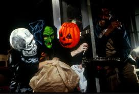 which silver shamrock mask would you wear bloody disgusting