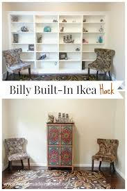 ikea billy bookcase hack ikea billy bookcase hack is an awesome diy that will transform a