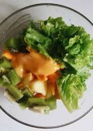 cara membuat salad sayur atau buah 19 resep salad buah dan sayur sehat enak dan sederhana cookpad