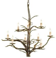 tree branch chandelier tree branch chandeliers houzz inside tree branch chandelier for