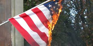 The American Flag Poll Should It Be Illegal To Burn The American Flag