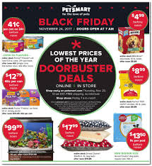 pet smart black friday 2017 ads deals and sales