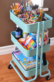 30 fun and unique ways to use an ikea raskog cart a and a