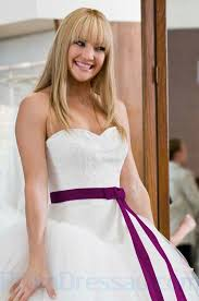 Wedding Dress On Sale Buy Tailor Made Kate Hudson Wedding Dress Bridal Gown In Movie