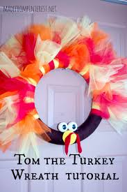 thanksgiving wreath tutorial tgif this is