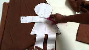 learn how to make a cloth doll youtube