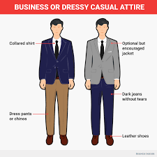 attire men what to wear for every dress code business insider