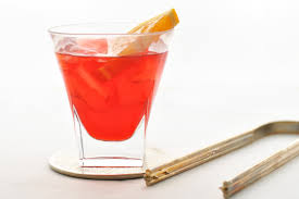 campari campari on the rocks tasteofrunway