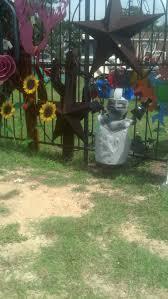 recycled metal yard art 11 gallery 4 westwood pavillion