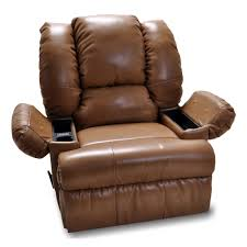 Recliner With Cup Holder Canton Smart Blend Recliner