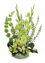 beavercreek florist lime twist arrangement in beavercreek oh may flower and gift