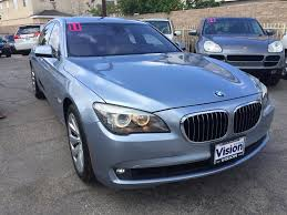 2011 used bmw 7 series 750li activehybrid at vision hankook motors