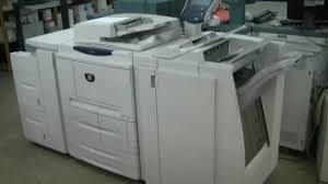 xerox 4110 copier printer youtube