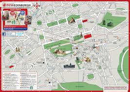 Stirling Scotland Map Edinburgh City Map Edinburgh Pinterest