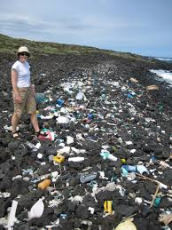 Space Debris Map Researchers Map Plastic Debris In Pacific Ocean U2013 Science World