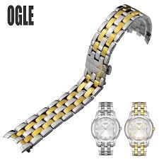 stainless steel bracelet tissot images Ogle 1853 tissot ring t031 tissot watch strap bao steel male