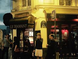 le diamant bars and pubs in butte aux cailles paris