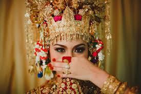 traditional indonesian wedding from padang west sumatera u2013 top