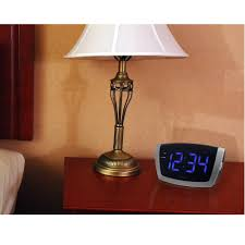 100 oversized led clock firstime 29 in brown oversized