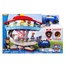 nickelodeon paw patrol playset kids toys