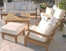 Teak Patio Outdoor Furniture by Outdoor U0026 Garden 11 Piece Outdoor Teak Patio Furniture Set With