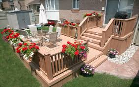 Picture Of Decks And Patios Decks Patios