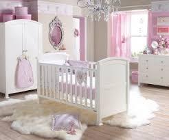 chambre fille baroque déco chambre enfant baroque