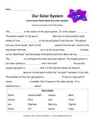 make a planet fun worksheets dream big and science worksheets