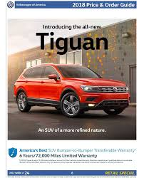 volkswagen colorado all new 2018 volkswagen tiguan