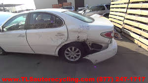 lexus es300 back parting out 2002 lexus es 300 stock 6022pr tls auto recycling