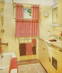 Vintage Bathroom Accessories by Vintage Home Decorating 1960s Decorating Ideas For Bathrooms