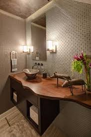 Natural Live Edge Bathroom Counter Google Search Bathroom - Bathroom countertop design