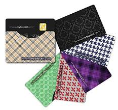 Designer Travel Card Holder Blockit Rfid Protector Sleeves Made In The Usa U0026 Recommended By