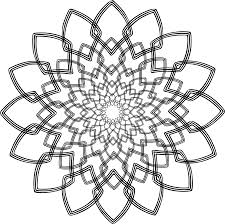 clipart rose window 2