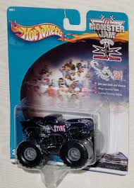 monster truck jam toys wcw sting monster truck wrestlingfigs com wwe figure forums