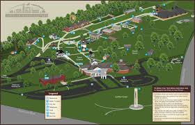 Dayton Ohio Map by Park Map Dayton History