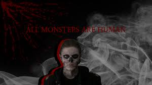 tate langdon american horror story muder house by