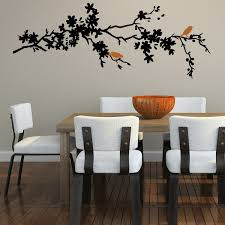 dining room wall decorating ideas like the color birds idea for the home bird