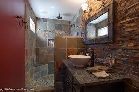 slate bathroom ideas bathroom ideas pictures diy bungalow rustic orating tin
