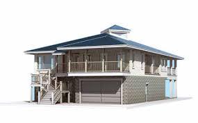 Beach Style House Plans Beach Style House Plans Plan 39 138
