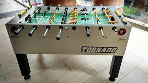 foosball tables for sale near me tornado high quality foosball table for sale one unit only pool