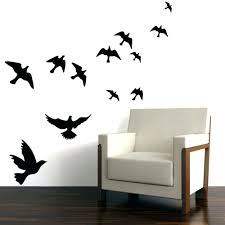 wall ideas metal bird wall decor stratton home bird metal wall
