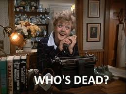Murder She Wrote Meme - so i m getting a little bit too much enjoyment out of these murder