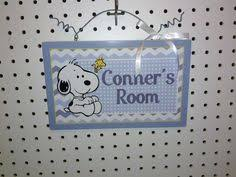 charlie brown snoopy led night light personalize with a name
